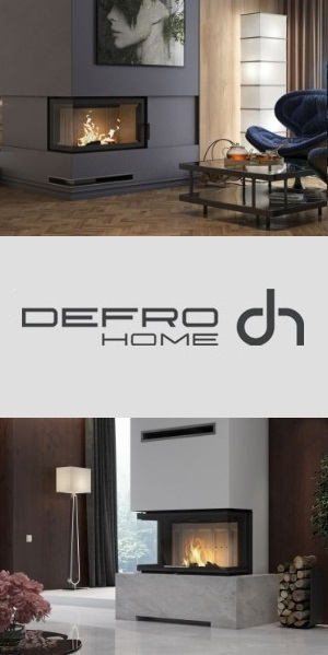 Kominki Defro Home