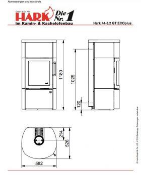 Hark 44-5.2 GT ECOplus