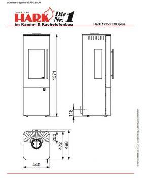 Hark 122-3 ECOplus